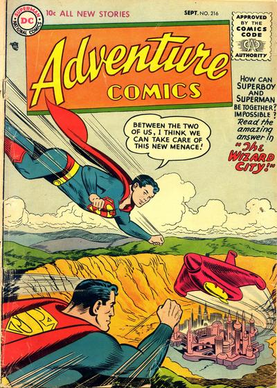 Adventure Comics Vol 1 216