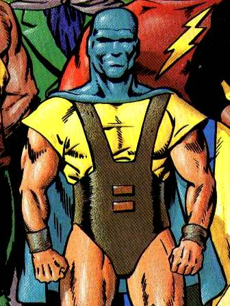 Albert Pratt (JSA: The Golden Age)