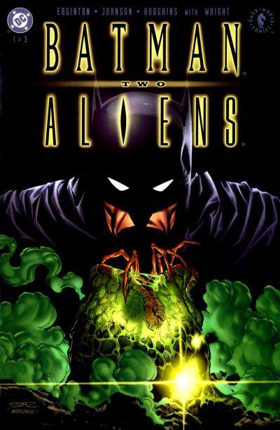 Batman/Aliens Vol 2