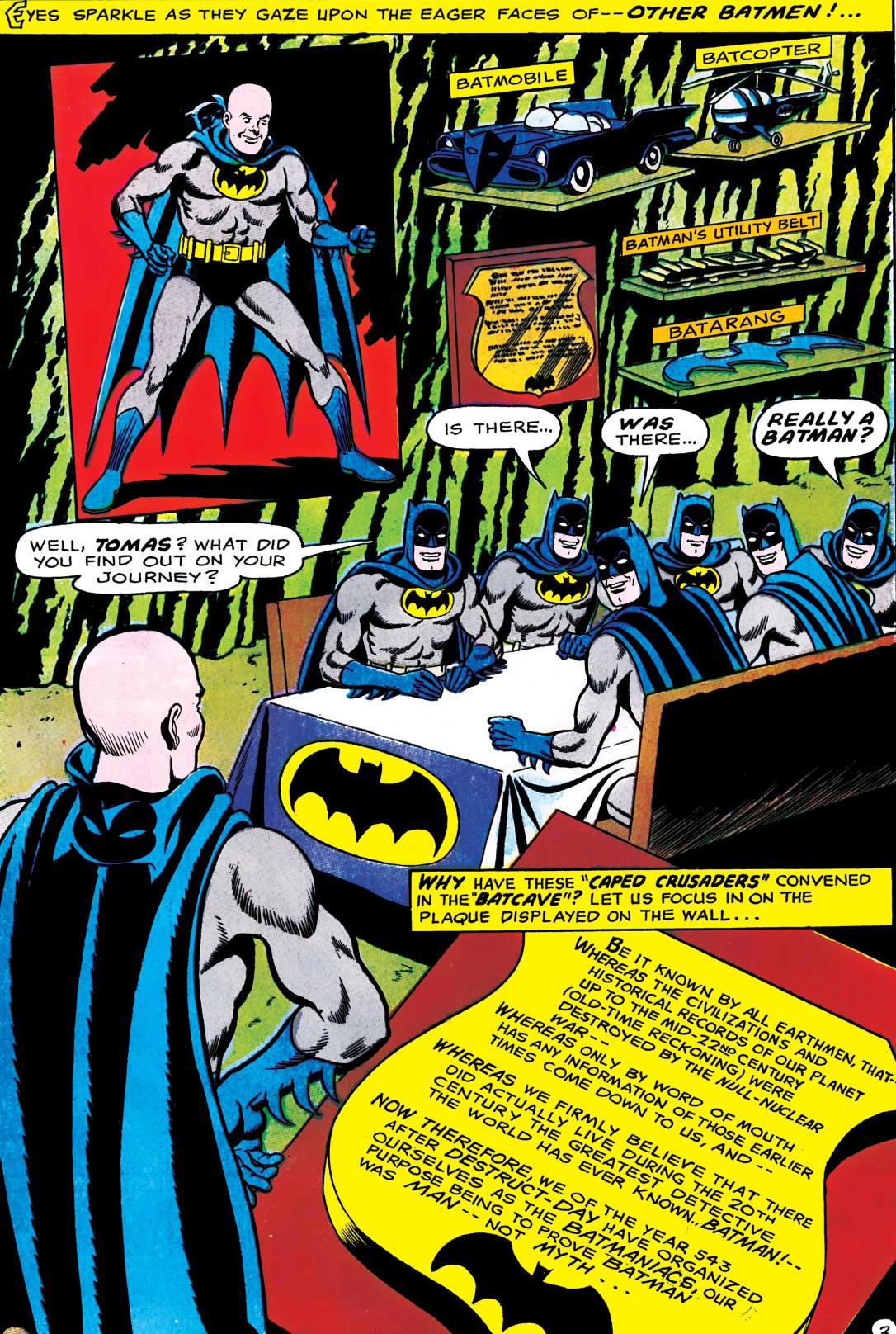 Batmaniacs