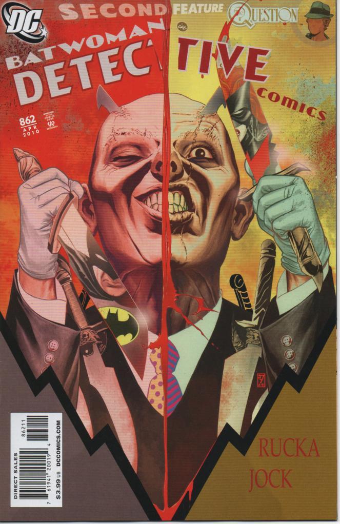 Detective Comics Vol 1 862