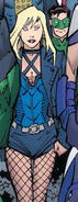 Dinah Lance Last Knight on Earth 0001