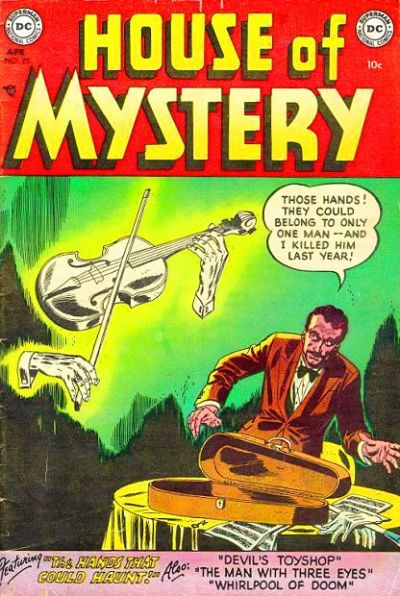 House of Mystery Vol 1 25