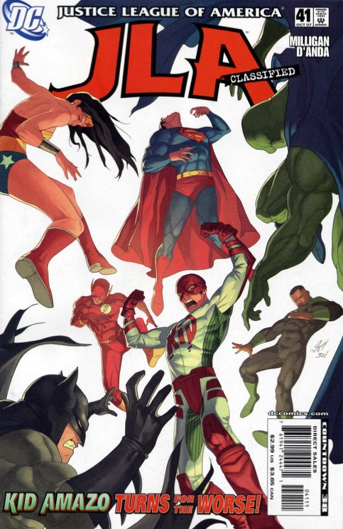 JLA Classified Vol 1 41