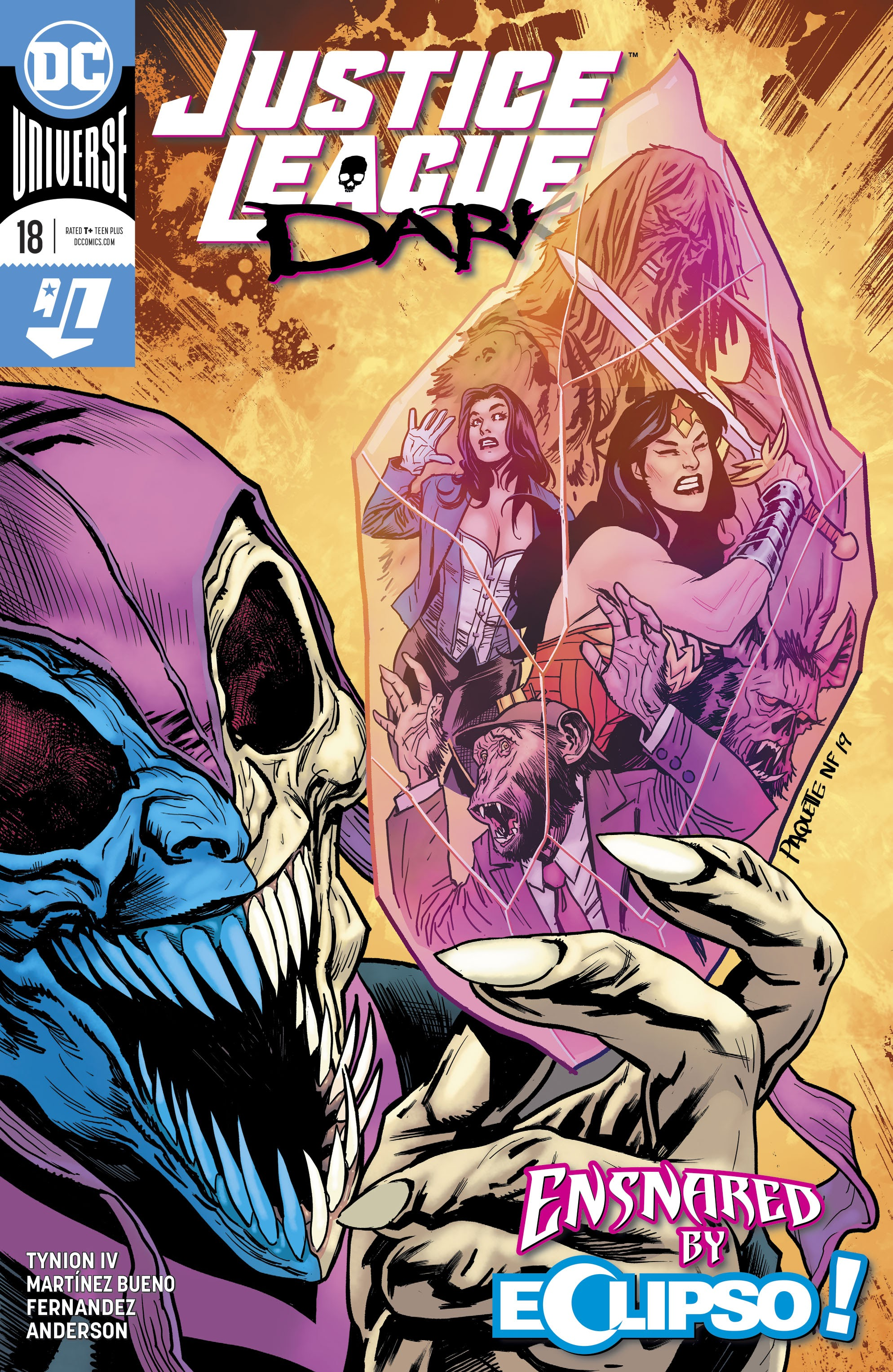 Justice League Dark Vol 2 18