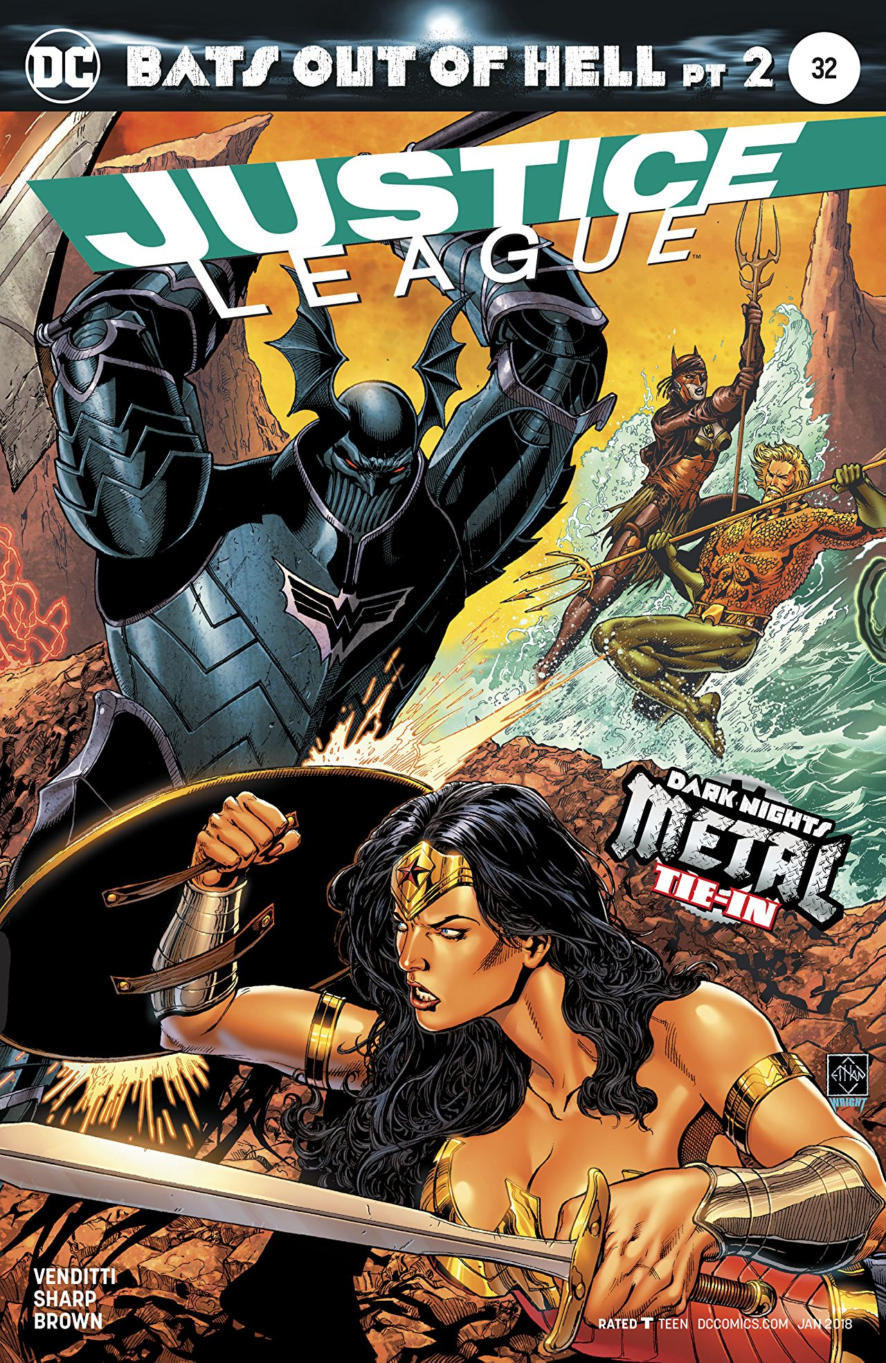 Justice League Vol 3 32