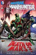 Martian Manhunter Vol 4 11