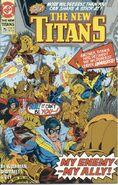 New Teen Titans Vol 2 75