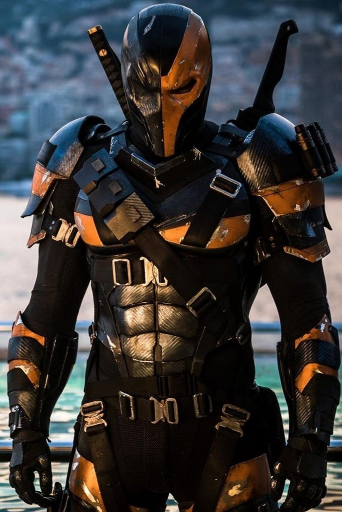 Slade Wilson (DC Extended Universe)