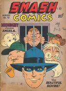 Smash Comics Vol 1 72