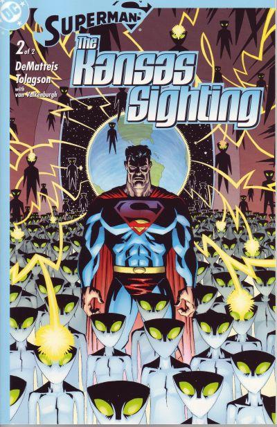 Superman: The Kansas Sighting Vol 1 2