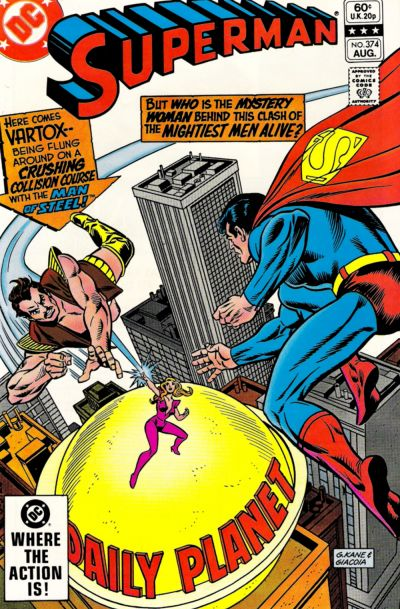 Superman Vol 1 374