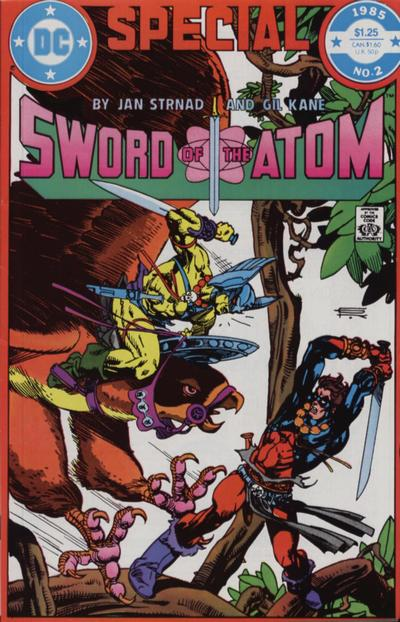 Sword of the Atom Special Vol 1 2