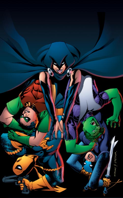 Teen Titans Vol 3 11