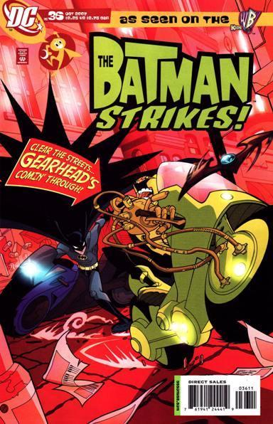 The Batman Strikes! Vol 1 36