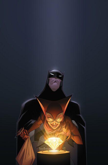 The Batman Strikes! Vol 1 6 Textless.jpg