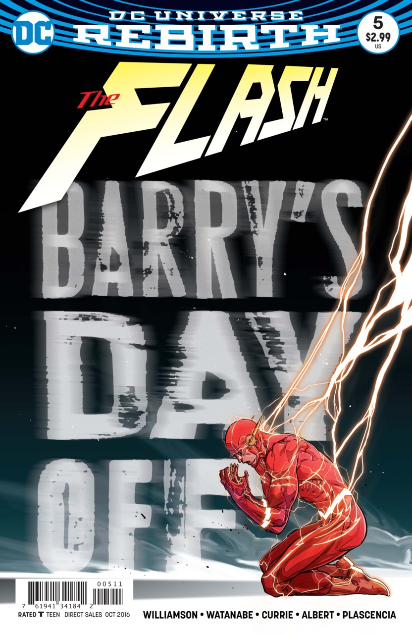 The Flash Vol 5 5