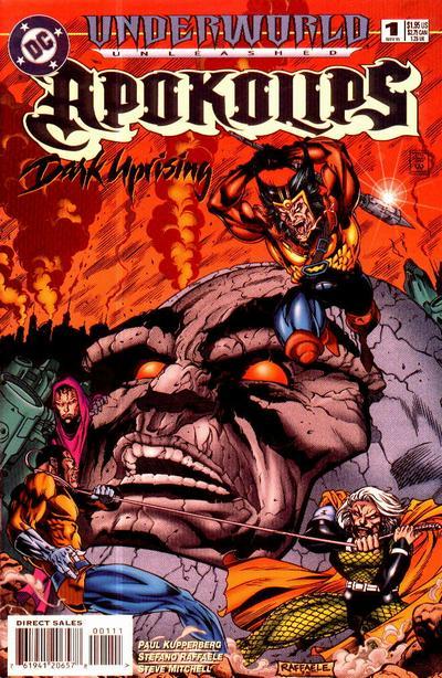 Underworld Unleashed: Apokolips - Dark Uprising Vol 1 1