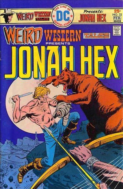 Weird Western Tales Vol 1 32