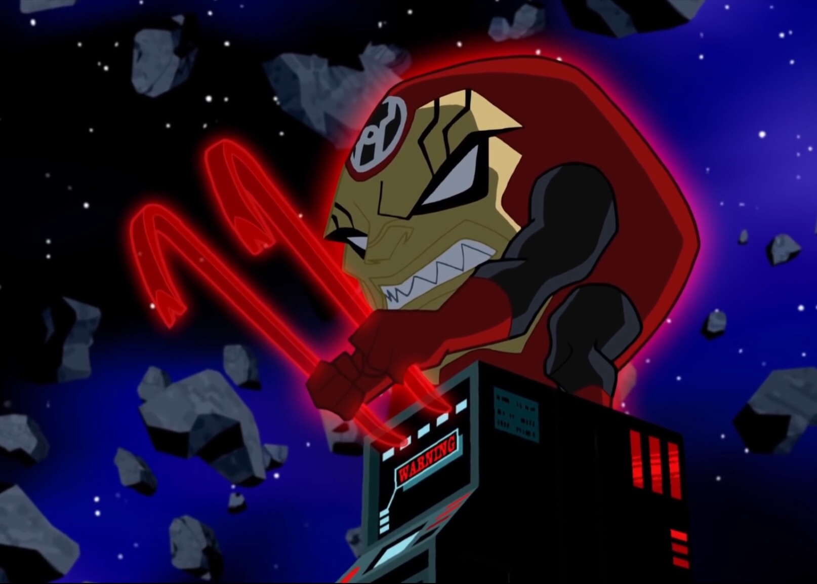 Zilius Zox (Justice League Action)