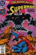 Adventures of Superman Vol 1 491