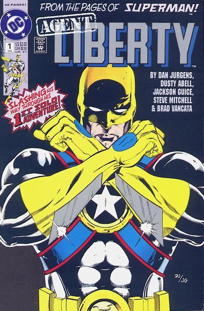 Agent Liberty Special Vol 1 1