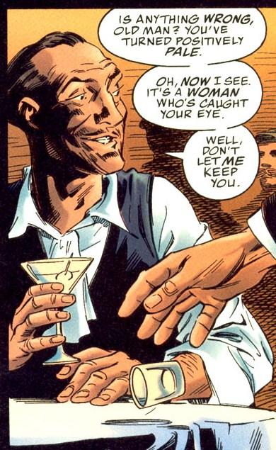 Alfred Pennyworth (Elseworld's Finest)