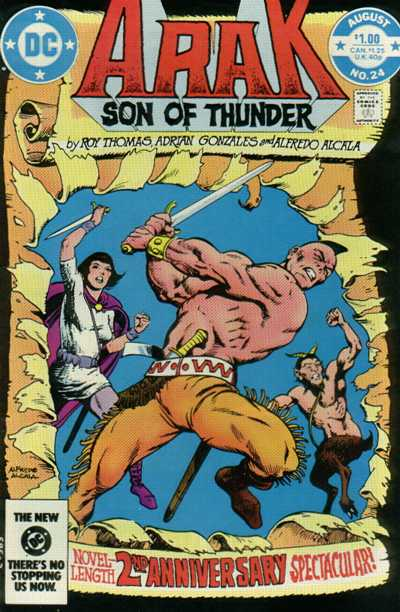 Arak: Son of Thunder Vol 1 24