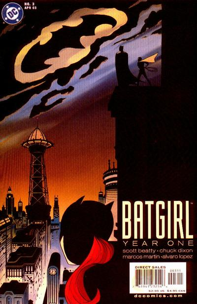 Batgirl: Year One Vol 1 3
