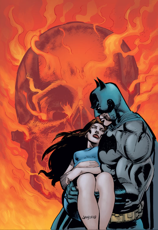 Batman: Death and the Maidens Vol 1 9