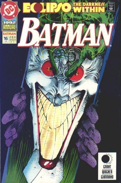 Batman Annual Vol 1 16