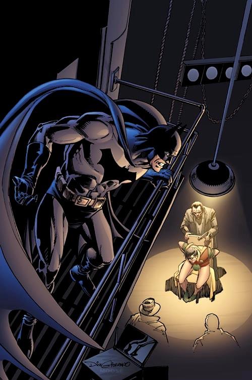 Batman: Hollywood Knight Vol 1 3