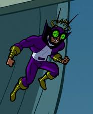 Bug Eyed Bandit BTBATB 002