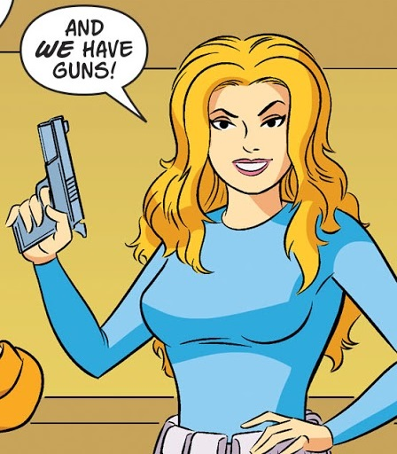 Kit Dawn-Langman (Scooby-Doo Team-Up)