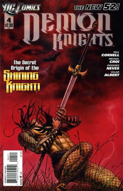 Demon Knights Vol 1 4