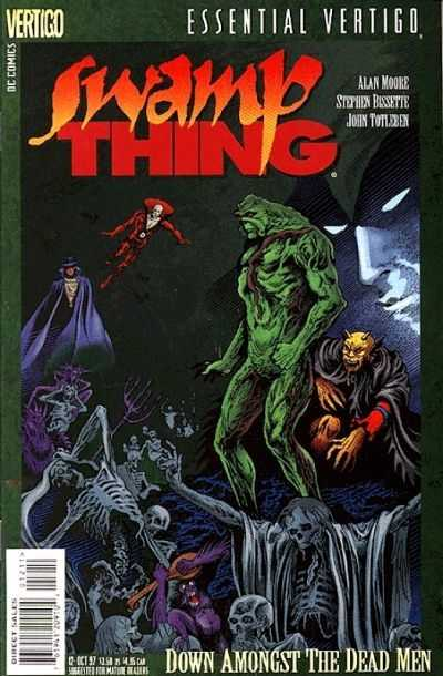 Essential Vertigo: Swamp Thing Vol 1 12