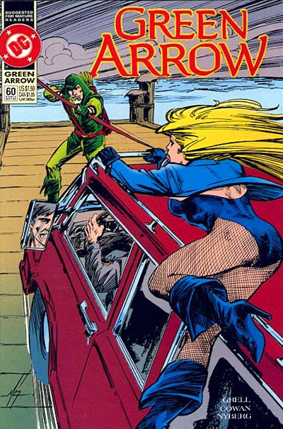 Green Arrow Vol 2 60