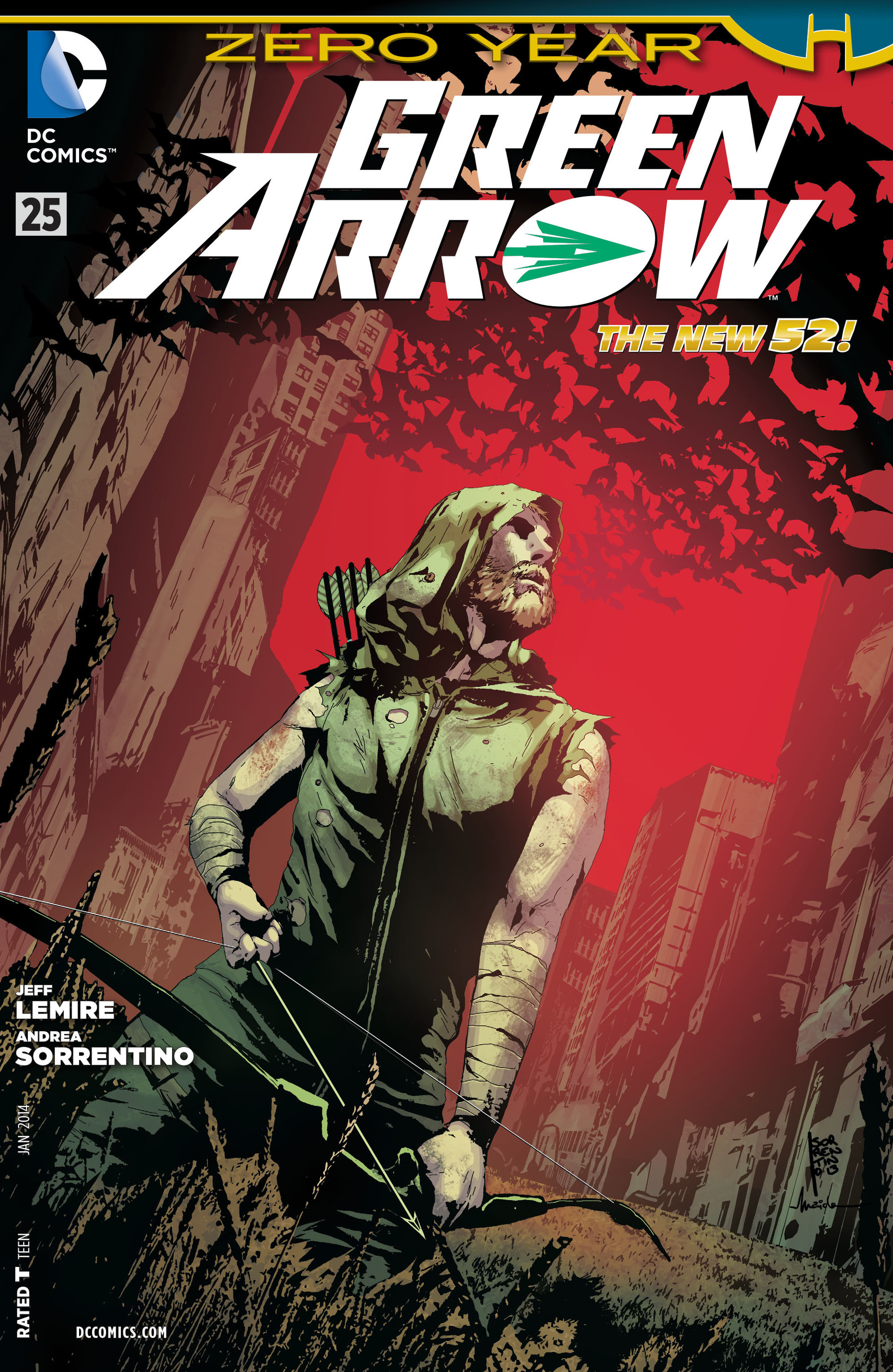 Green Arrow Vol 5 25