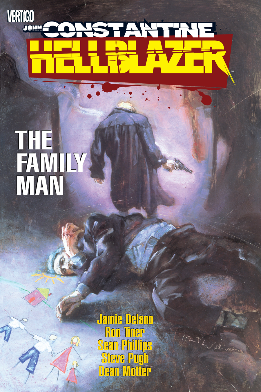 Hellblazer: The Family Man (Collected)