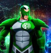 Kyle Rayner DC Legends 0001