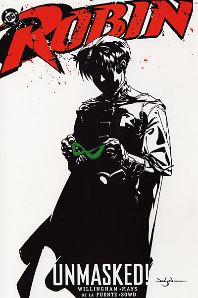 Robin: Unmasked! (Collected)