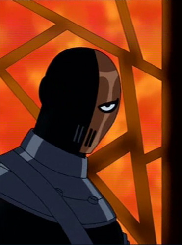 Slade Wilson (Teen Titans TV Series)