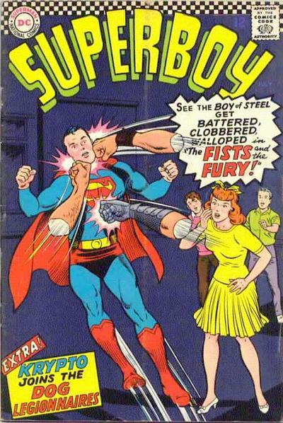 Superboy Vol 1 131
