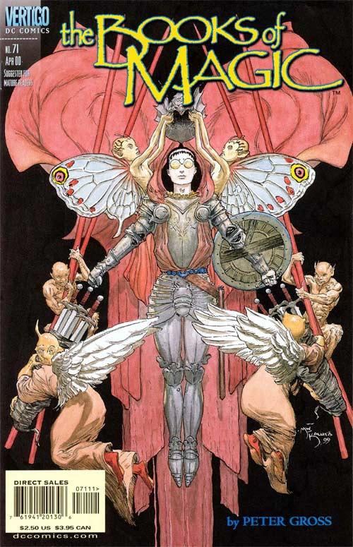 The Books of Magic Vol 2 71