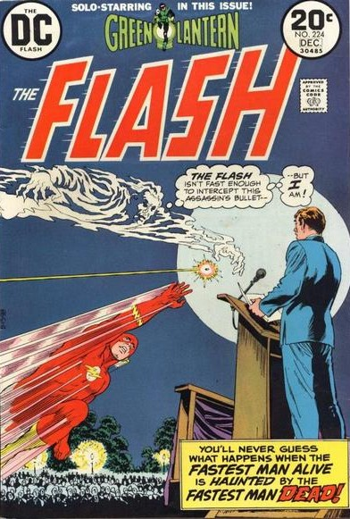 The Flash Vol 1 224