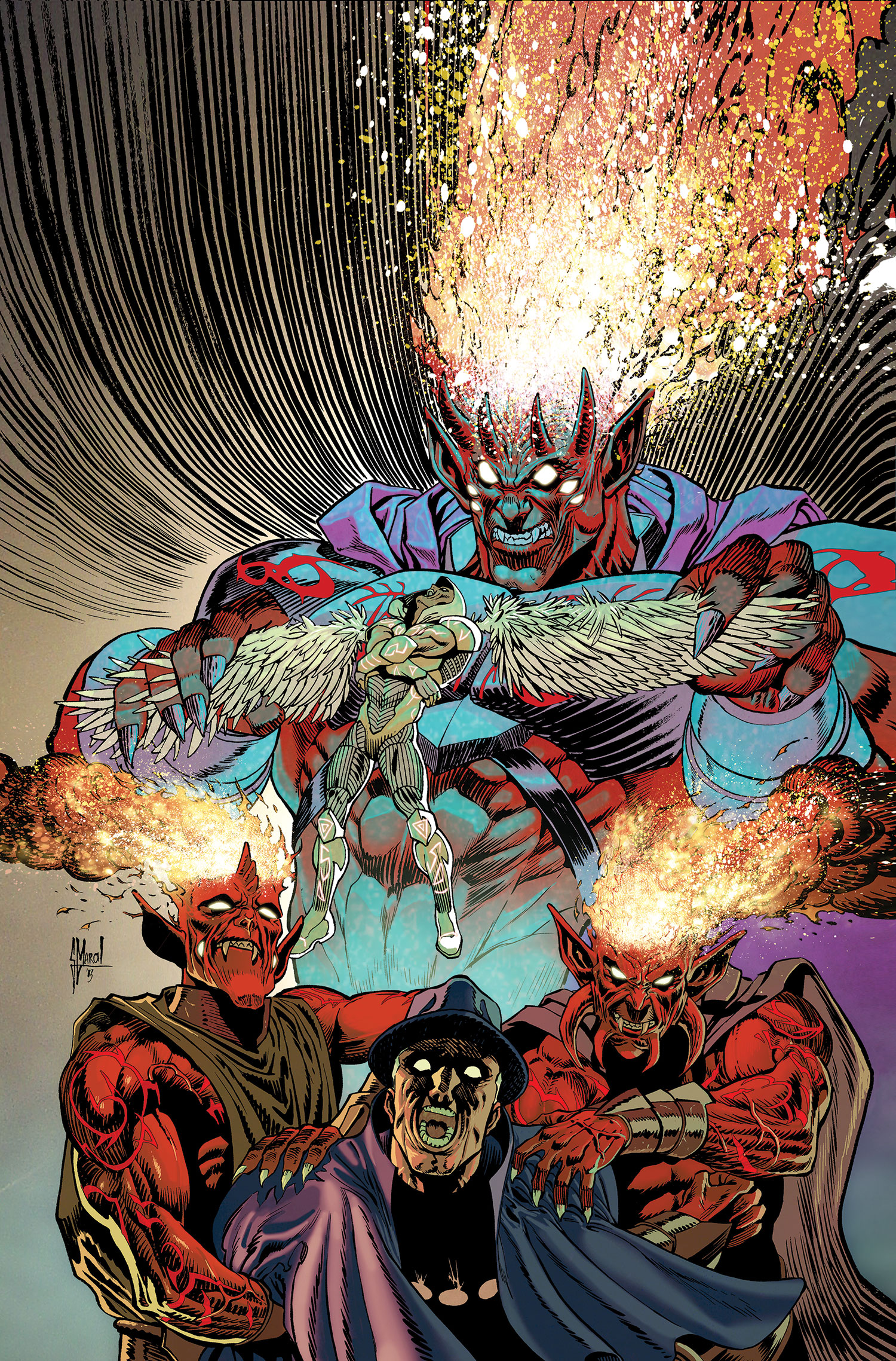 Sons of Trigon (Prime Earth)