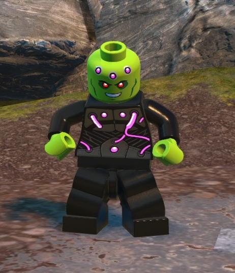 Vril Dox (Lego Batman)