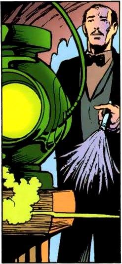 Alfred Pennyworth (Earth-32)
