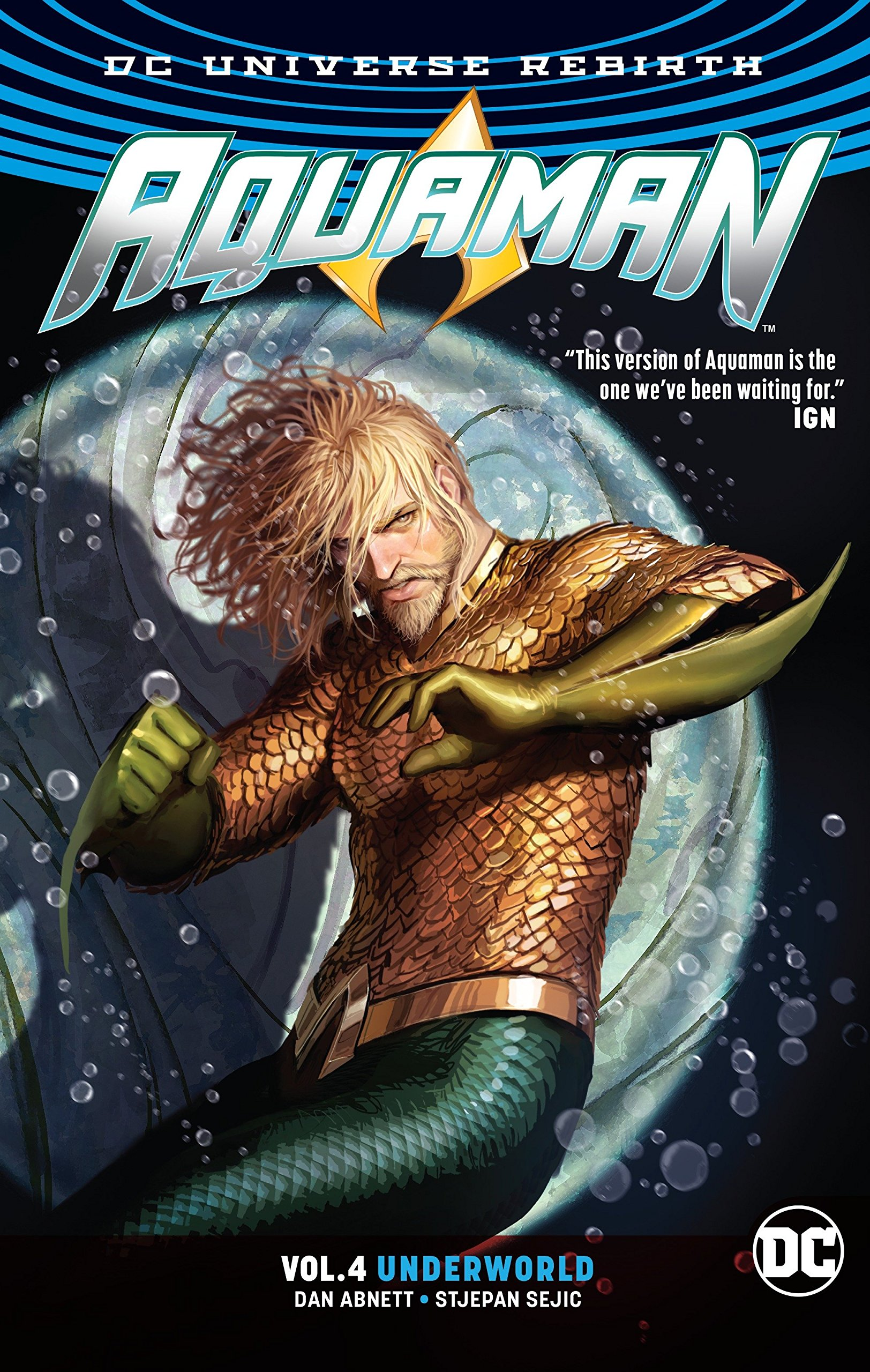Aquaman: Underworld (Collected)