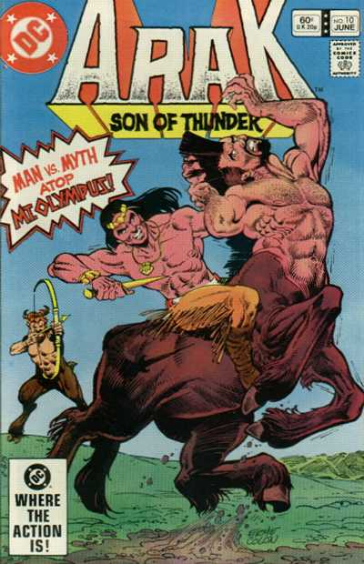 Arak: Son of Thunder Vol 1 10